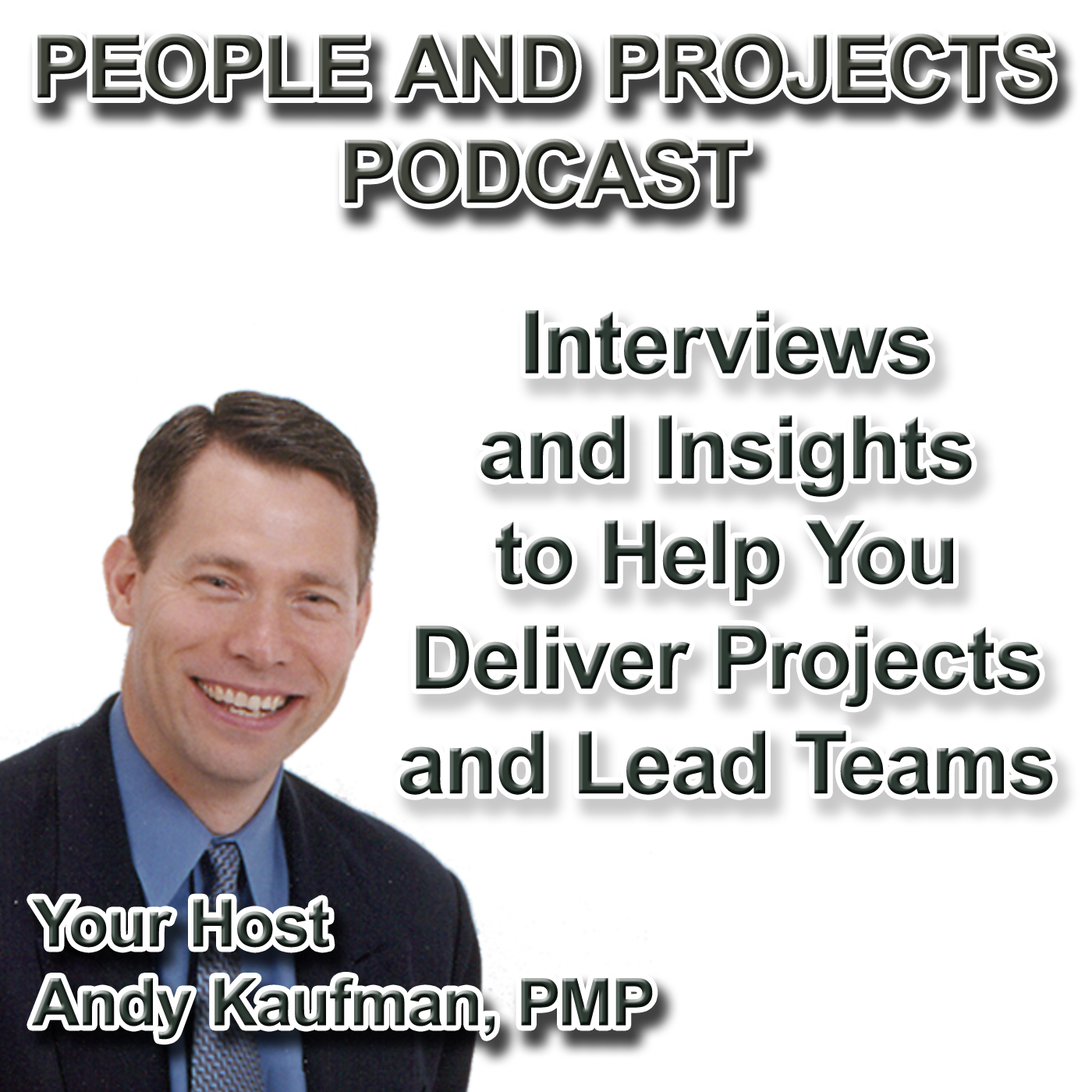 People and Projects Podcast: Project Management Podcast
