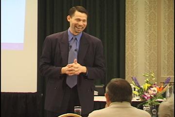 Leadership development workshops and keynote presentations