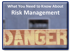 Our popular workshop on risk management, available now online or on CD